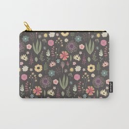 Flora & Fauna Carry-All Pouch