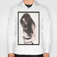 fly Hoodies featuring Fly by Carlos ARL