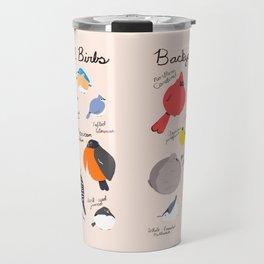 Backyard Birbs Travel Mug