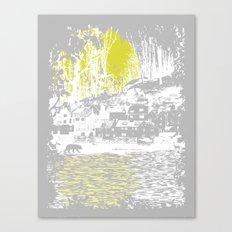 Cosmic Winter Canvas Print
