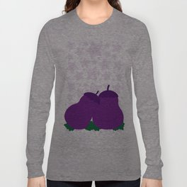 Eggplants  Long Sleeve T-shirt