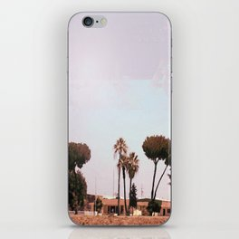 Across the Red Desert iPhone Skin