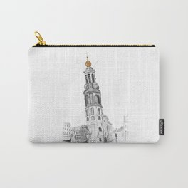 Mint Tower Amsterdam Carry-All Pouch