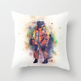 Superfluous Realization Throw Pillow