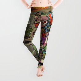 Warpath Leggings