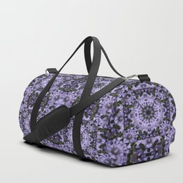Lavender Field of Dreams Duffle Bag