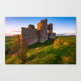 Castle Roche - Ireland Print(RR 256) Canvas Print