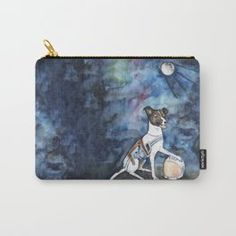 Our hero, Laika Carry-All Pouch