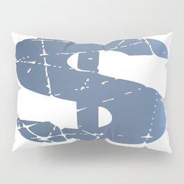 Dollar Sign Pillow Sham