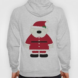 Doggy Santa Hoody