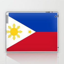 Republic of the Philippines national flag (50% of commission WILL go to help them recover) Laptop & iPad Skin
