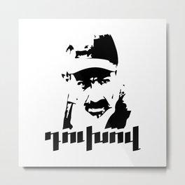 Nikol Pashinyan duxov. Armenian revolution #society6 #decor #buyart #artprint Metal Print