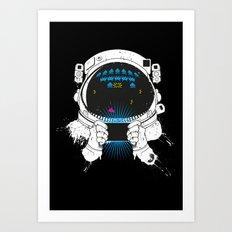 Gamernauts Art Print