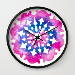 colourful circle  Wall Clock