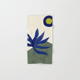 Growing mountain Hand & Bath Towel
