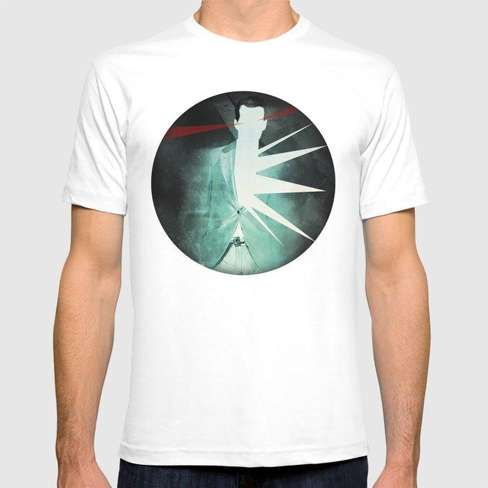 light suit T-shirt
