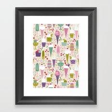 Summer Delights  Framed Art Print
