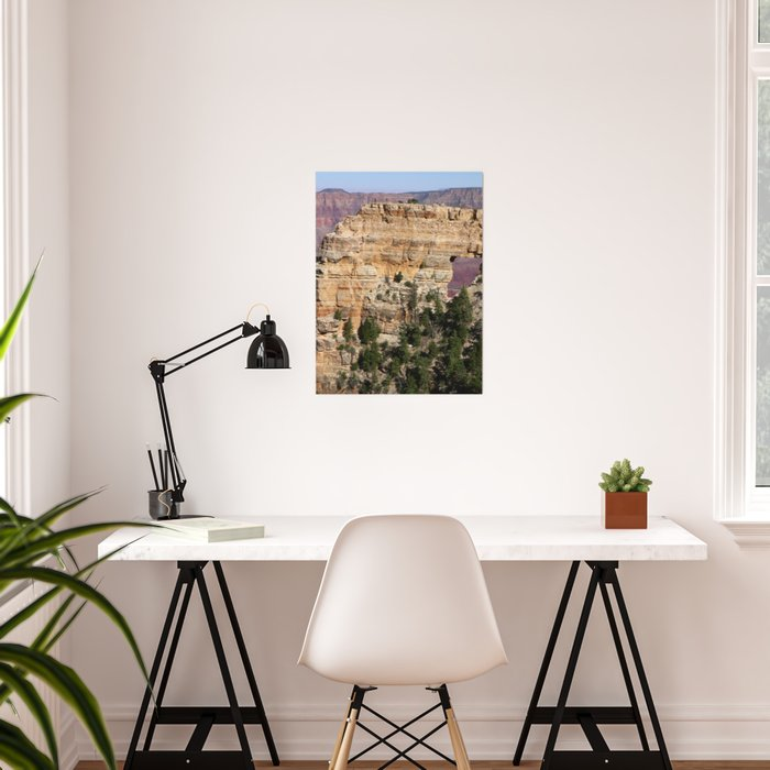 Angel's Window At Cape Royal Grand Canyon Poster