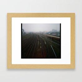 Warschauerstr.Berlin Framed Art Print