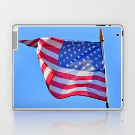 American Breeze and And American Dream (USA Flag) Laptop & iPad Skin