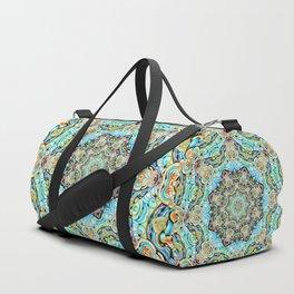 Mandala Tapestry Duffle Bag