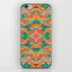 Aztek Pattern iPhone & iPod Skin