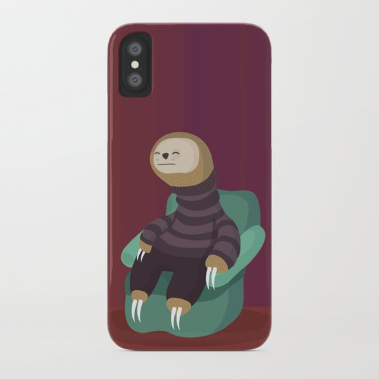 7 deadly sins Sloth iPhone Case