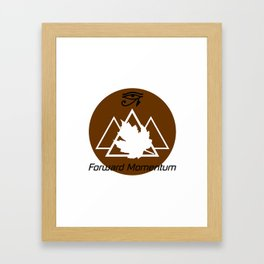 Miles Vorkosigan - Dendarii Mercenary Framed Art Print