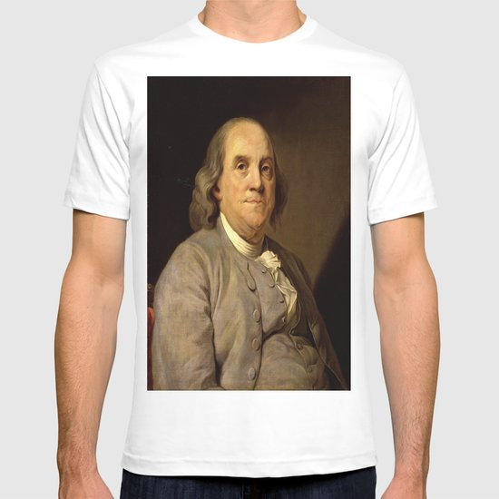 portrait of Benjamin Franklin by Joseph Duplessis by oldking