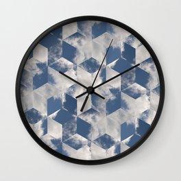 Stairway Wall Clock
