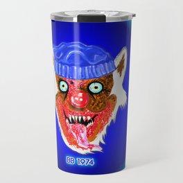 Detroit Creature Of The Night  Travel Mug