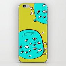 Fluff the Take iPhone & iPod Skin