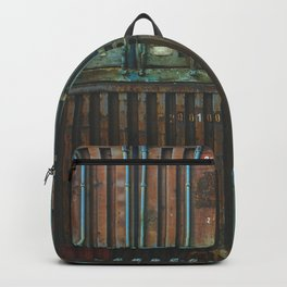 Container rouille 5 Backpack