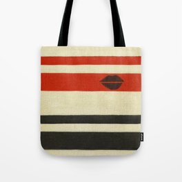 The Lady Vanishes Tote Bag