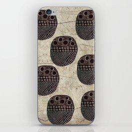 Polka Scarab iPhone Skin