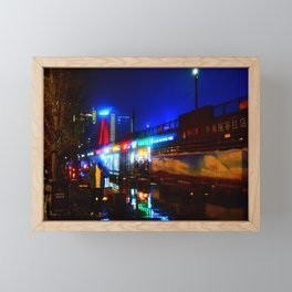 Shanghai 八 Framed Mini Art Print