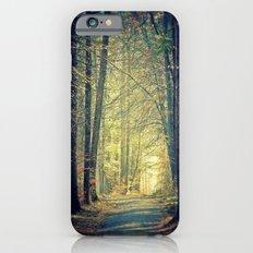 Licht am Ende des Weges Slim Case iPhone 6s
