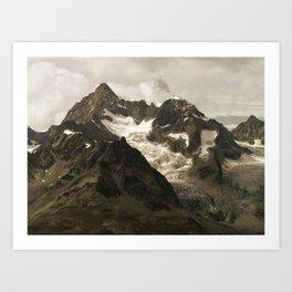 Kaiserkrone Art Print