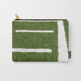 Football Lines Carry-All Pouch