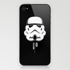 SW SOLDIER iPhone & iPod Skin