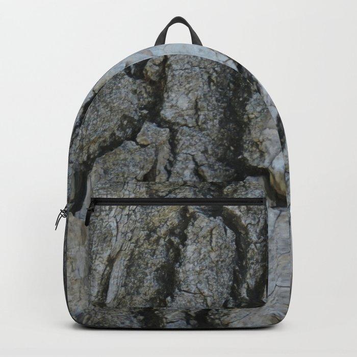 TEXTURES -- Fremont Cottonwood Bark Backpack