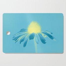 Echinacea in pastel shade Cutting Board