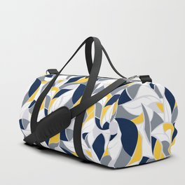 Abstract winter mood II Duffle Bag