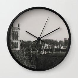 Cambridge University buildings Wall Clock