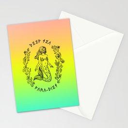 DEEP SEA PARA[DIES] Stationery Cards