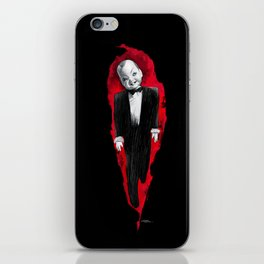 Homage to Profondo rosso iPhone Skin