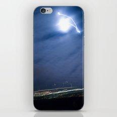 Moon Jump Sky iPhone Skin