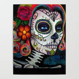 Sugar Skull Candy Poster