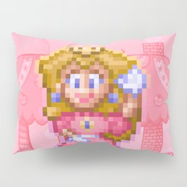 Peach Princess Pillow Sham
