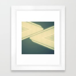 Inanimate Affection (Object Love) Framed Art Print